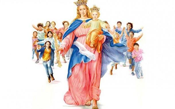 Cử hành: Sự hiện diện của Đức Maria trong đời sống người FMA