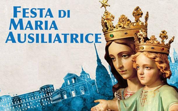 Cử hành lễ Mẹ Phù Hộ tại Torino
