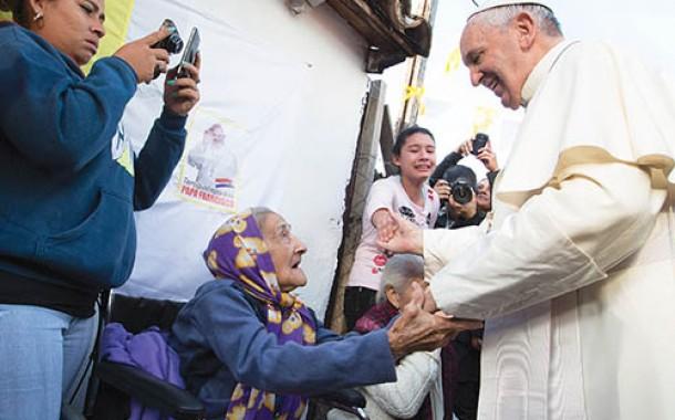 Sứ điệp của Đức Thánh Cha nhân ngày thế giới người nghèo lần thứ III