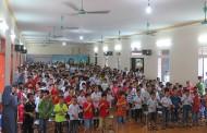 Giáo xứ Ro lục khai giảng sinh hoạt hè