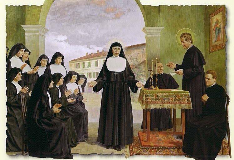 Đấng Đồng Sáng Lập - Thánh nữ Maria Domenica Mazzarello