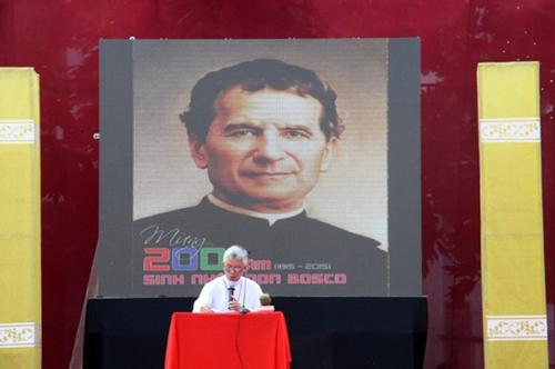 Sứ mệnh Sa-lê-diêng trong lòng Giáo Hội và mở ra cho thế giới: Bài chia sẻ của Cha Giám Tỉnh SDB ngày Bế mạc 200 năm Sinh Nhật Don Bosco