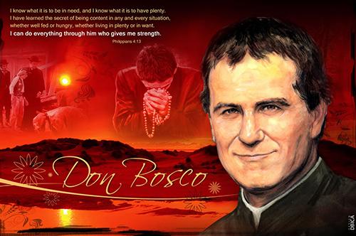 Powerpoint: Hiến luật - Món quà tình yêu và lòng trung thành đối với Don Bosco