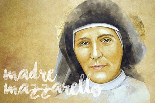 Như Mẹ Mazzarello... khám phá ra mình được lòng xót thương của Thiên Chúa ấp ủ và trở nên khí cụ của lòng xót thương