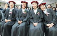 Tỉnh dòng FMA Hàn Quốc được Chúa chúc lành với những ơn gọi mới mỗi năm