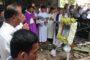 Cầu nguyện cho nạn nhân của vụ nổ bình chứa ga ở Trường Kỹ thuật Sihanoukville