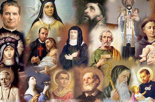 Powerpoint: Chứng từ các Thánh