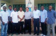 Nhóm làm việc Truyền Giáo tại Á Tỉnh PGS