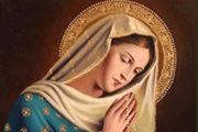 Gợi ý suy niệm hằng tháng về Đức Maria - 24/10/ 2020