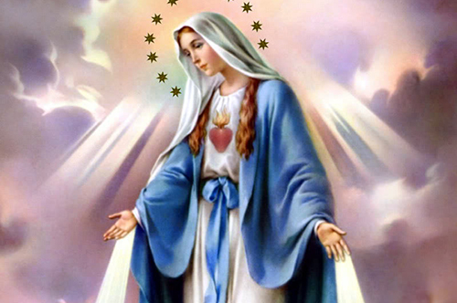 Hồi ấy, Đức Maria lên đường vội vã...