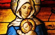 Với Đức Maria, người nữ của đức tin.