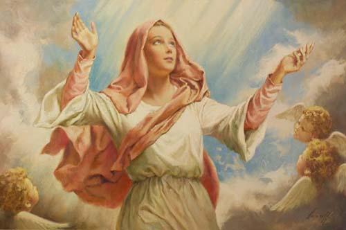 Power Point: Lời nguyện với Đức Maria