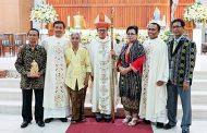 Hai Tu sĩ Salêdiêng Don Bosco lãnh tác vụ Linh mục tại Jakarta – Indonesia với Châm ngôn 'Đây là con đường, hãy bước tới' (Is 30,2)