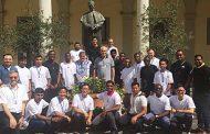 Hai mươi bốn anh em SDB đang chuẩn bị cho cuộc phát xuất Truyền giáo Salêdiêng lần thứ 149