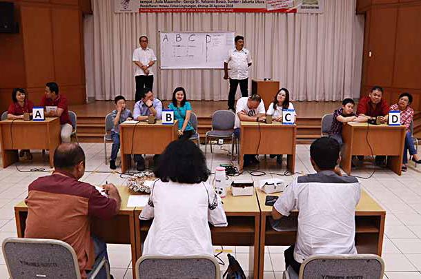 Giáo hội tại Indonesia phát động chiến dịch học hỏi Kinh Thánh trong tháng Chín