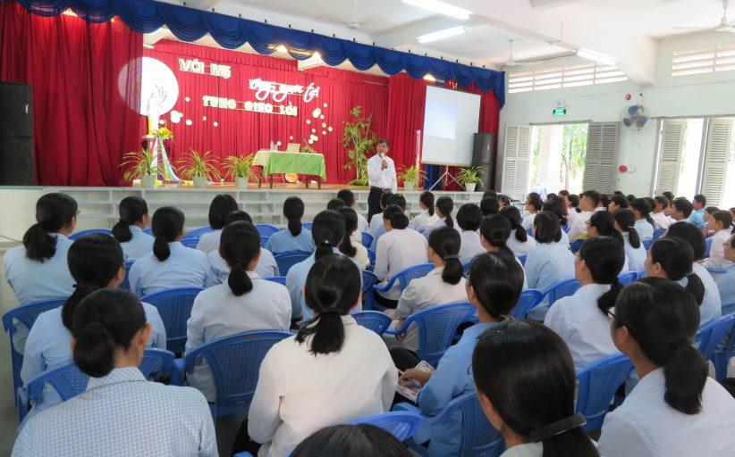Bài chia sẻ ngày sinh động Truyền giáo FMAVTN – Cha GB. Trương Thành Công GP. Cần Thơ (phần 2)