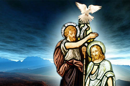 Chúa Nhật I Thường niên năm C - Lễ Chúa Giêsu chịu phép rửa.