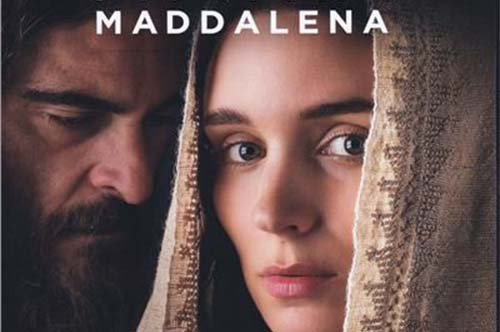 Chuyên mục điện ảnh: Maria Maddalena của Garth David