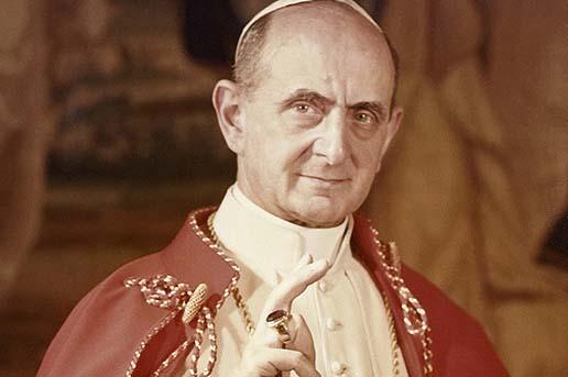 Lễ kính Thánh Phaolô VI, Giáo Hoàng được đưa vào lịch Phụng vụ