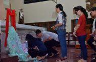 Gặp gỡ Chúa trong ngày khởi đầu Tuần Thánh - Cơ sở đào tạo GLV Tam Hải