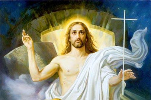 Chúa Phục Sinh đã đến với tôi