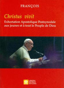 Tông huấn Cristus Vivit - Đức Kitô đang sống