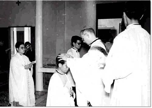 Chia sẻ trong Thánh lễ kỷ niệm thụ phong Giám mục 30.04.2019