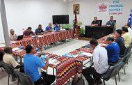 Á tỉnh PGS (Papua New Guinea – đảo Solomon) cử hành Tu nghị