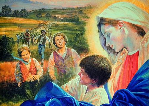 Đức Mẹ của Don Bosco