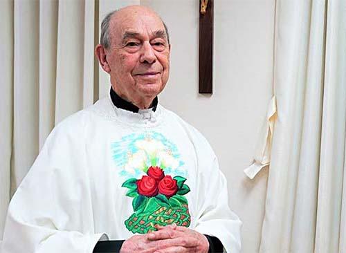 Mẫu gương trung thành của 1 linh mục Salêdiêng truyền giáo, đang làm việc tại tỉnh dòng Hàn quốc