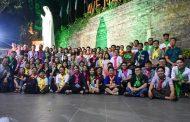 Chuyến hành hương dã ngoại kết thúc khóa đào tạo GLV Tam Hải