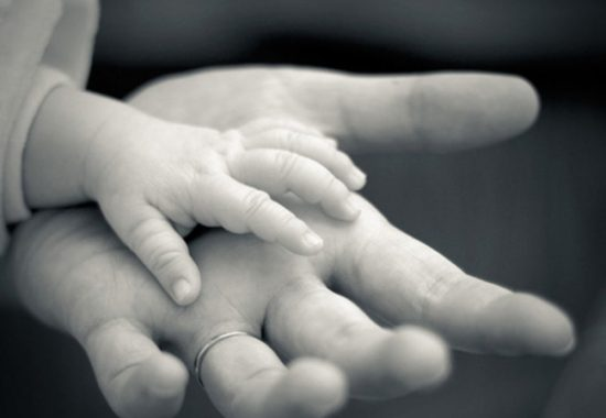 Sự hiện diện của Mẹ là niềm hạnh phúc cho đời con
