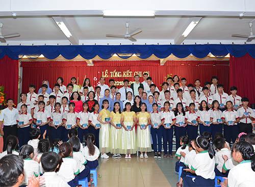 Lễ Tổng kết - Ghi ơn năm học 2018 - 2019 tại trường Phổ Cập Tam Hà