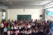 Kết thúc năm học đầu tiên tại trường Phổ Cập Don Bosco Ba Thôn