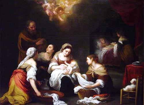 Suy niệm Lời Chúa - Lễ Sinh nhật Thánh Gioan Tiền hô.