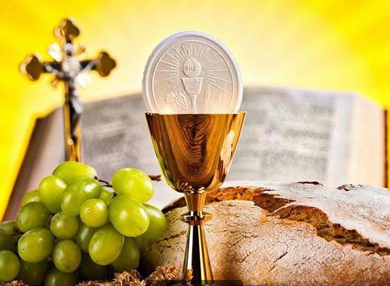 Lễ Mình và Máu Thánh Chúa Ki-tô