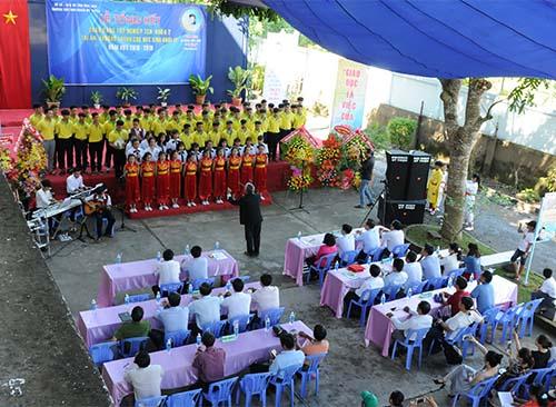 Trường Trung cấp Kỹ thuật Don Bosco Mỹ Thuận – Lễ tổng kết năm học 2018 – 2019