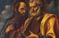 Hai tính cách cùng một lòng mến - Lễ Hai Thánh Tông Đồ Phêrô và Phaolô
