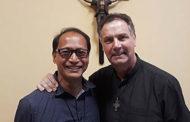 Tâm tình chia sẻ của Cha Gerardo Martin SDB, tân Giám tỉnh của tỉnh dòng FIN (Bắc Philippines) nhân dịp sang Rôma để gặp gỡ Cha Bề Trên cả