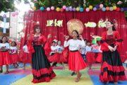 Lễ hội văn hóa - ấm áp những vòng tay