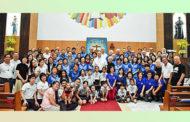 Ngày thứ hai trong đợt thăm viếng Macao của Cha Bề Trên cả.