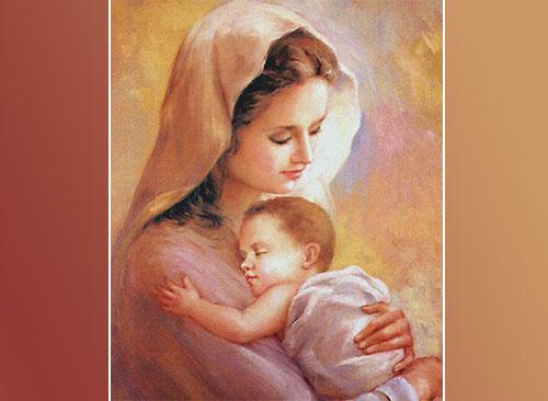 Lễ Vọng Đức Mẹ lên trời