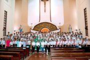 Thánh lễ Tạ ơn, trao chứng nhận GLV niên khóa 2018 - 2019