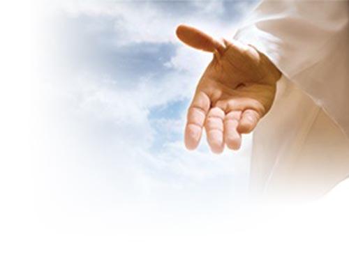 Những hình ảnh biểu tượng trong Giáo lý: Bàn tay