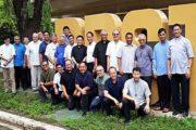 Cuộc họp 'Curatorium' (các cha Giám tỉnh bàn về đào luyện) của miền EAO năm 2019