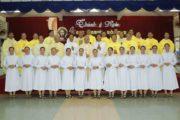 Tỉnh dòng Mẹ Phù Hộ Việt Nam mừng hồng ân Tiên Khấn