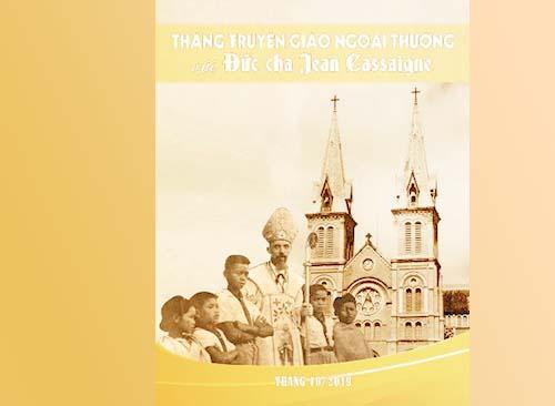 Tháng truyền giáo ngoại thường với Đức Cha Jean Cassaigne - Giám mục truyền giáo (1895-1973)