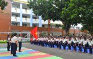 Trường Phổ Cập Tam Hà chào năm học mới