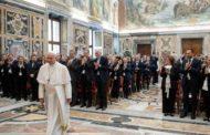 ĐTC tiếp Liên đoàn các tuần báo Công Giáo Italia