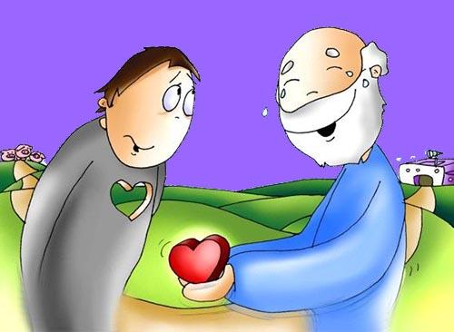 Chúa Nhật 24 C: Màu tím buồn với người con thứ